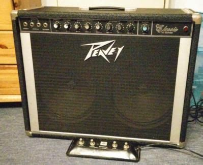 Peavey Classic VT Series - 1970`s - 50w Tube Amplifier in