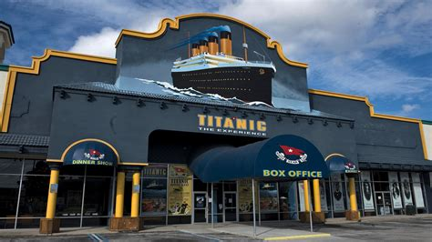 Titanic The Experience - Orlando Tickets, Hotels, Packages