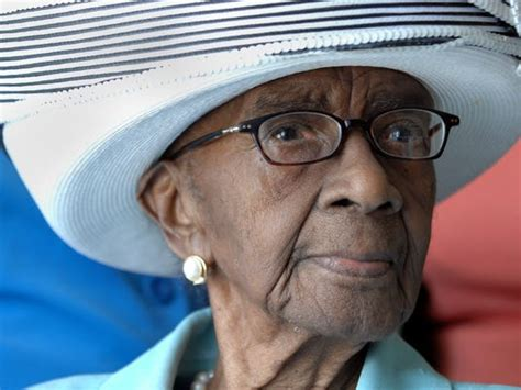 114-year-old woman, oldest living U