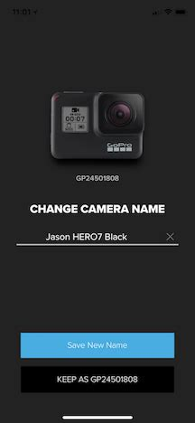 Reset Wi-Fi Name and Password - GoPro Support Hub