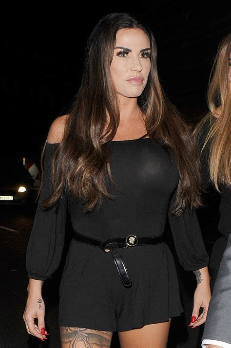 Katie Price See Through (22 Photos) | #TheFappening