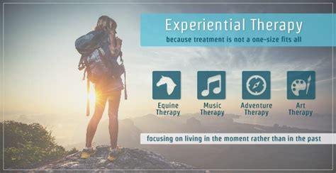 Experiential Therapy For Drug And Alcohol Addiction