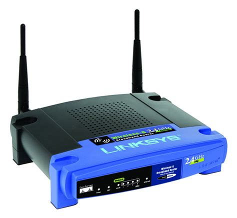 Securing the Linksys WRT54G Wireless-G Router