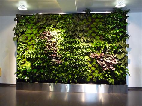 Business & Feng Shui by apprico: Die Vertikale Wand