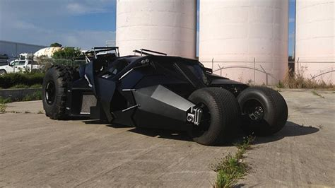 The 'Tumbler' Batmobile is for sale | Top Gear