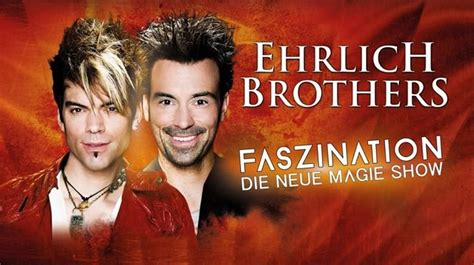 Party - Ehrlich Brothers: Faszination – Die Magie Show
