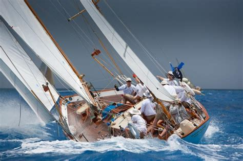 Strength in depth for the 2014 BVI Spring Regatta and