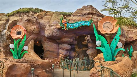Ariel's Grotto - Orlando Tickets, Hotels, Packages