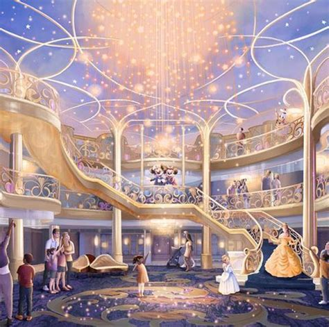 Disney Cruise's Fairytale-Inspired Ship Will Set Sale In