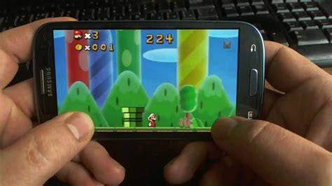 Best Android Games - Super Mario - YouTube