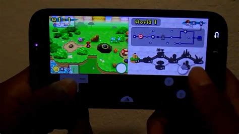 How to play nintendo ds games on your android with no lag