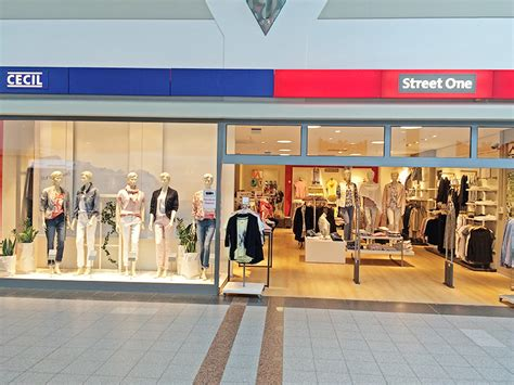 E & N Collection   Street One / Cecil Store Greifswald
