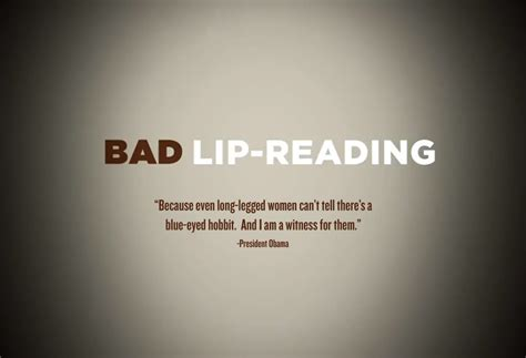 Pissing My Pants Laughing: Check Out Bad Lip Reading's