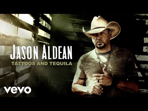 Jason Aldean Adds Some Ink to Celebrate New Single