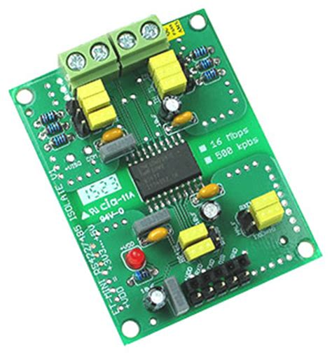 RS422/RS485 Isolation Mini Board