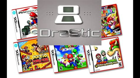 How to get DS ROM Games for DraStic Emulator (Android Only
