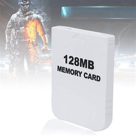 NEW 8MB 32MB 128MB Memory Card for Nintendo Wii GameCube